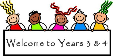 Image result for welcome to year 3/4 sign